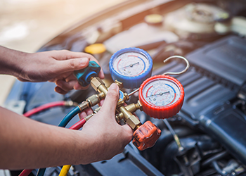Air Conditioning Service & Re-Gas