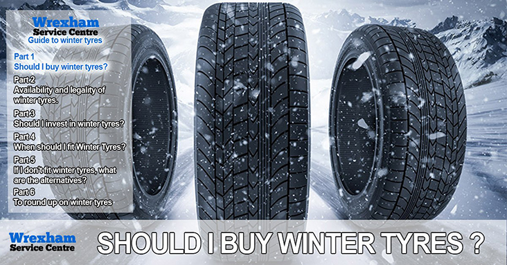 What's What With Winter Tyres – Part 1 – Should I <br>Buy Winter Tyres?