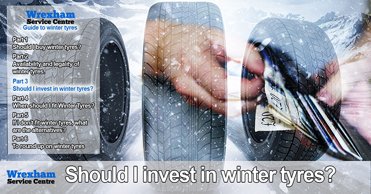 What's What With Winter Tyres – Part 3 – Should I <br> Invest In Winter Tyres?